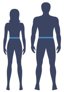 Measuring abdominal circumference: How it works